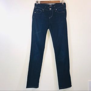 C.O.H. Ava Low Rise Straight Leg Jeans - #1193